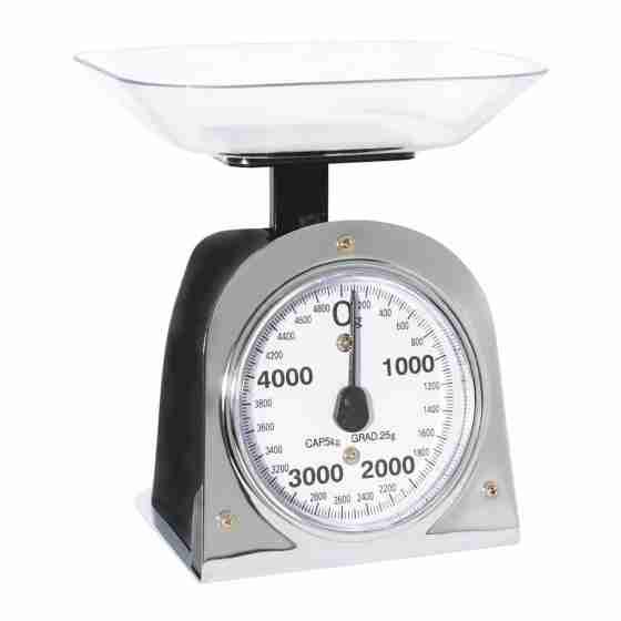 Bilancia da cucina portata max 5 kg divisione 10 g