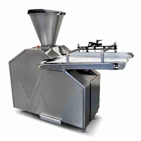 Spezzatrice arrotondatrice produzione oraria 1080/2400 pezzi