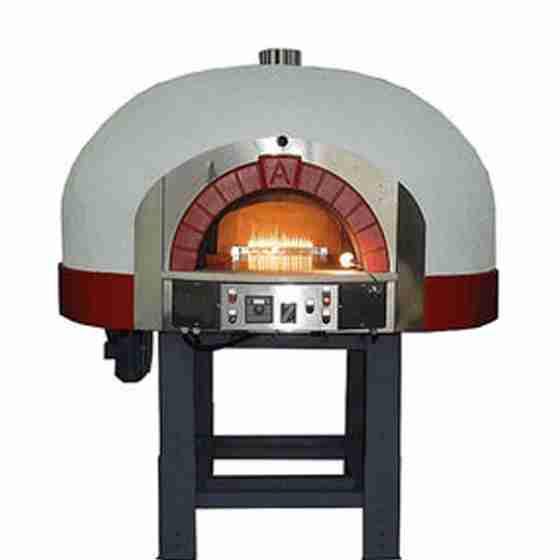 Forno a Gas 13 Pizze con decorazione a Silicone