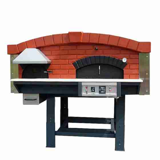 Forno a Gas - Legna 9 Pizze