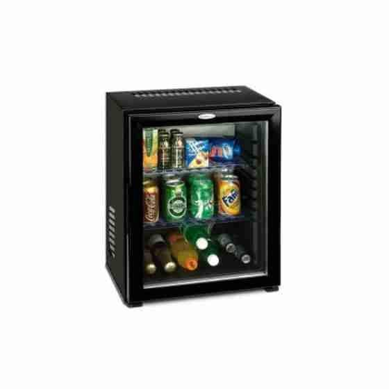 Mini Bar termoelettrico con porta in vetro con sistema di controllo intelligente 30 lt