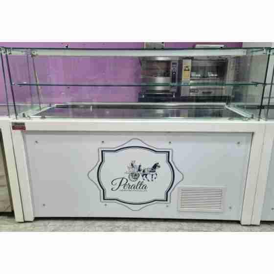 Banco Refrigerato Drop In Pasticceria Panineria 1900x800x1350h mm usato