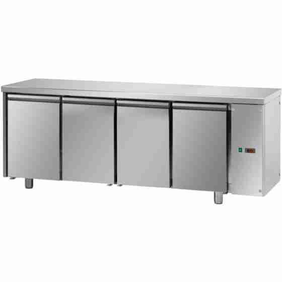 Tavolo Refrigerato dimensioni 2480x800x850 mm