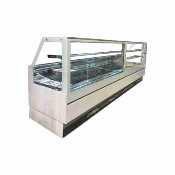 Banco Refrigerato 210x90x140h cm