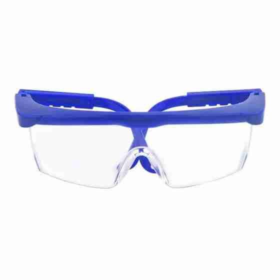 Kit da 10 occhiali Protettivi di Sicurezza in Policarbonato Softair per protezione occhi