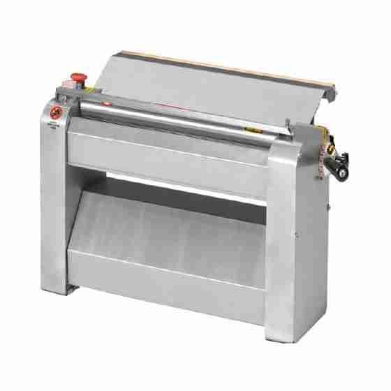 Sfogliatrice con Rullino Inox larghezza rulli 500 mm