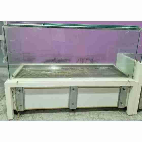 Banco pane Ultrapanoramico profondità 200x80 cm usato