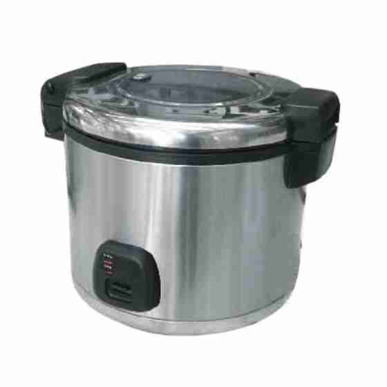Cuociriso capacità 10 litri
