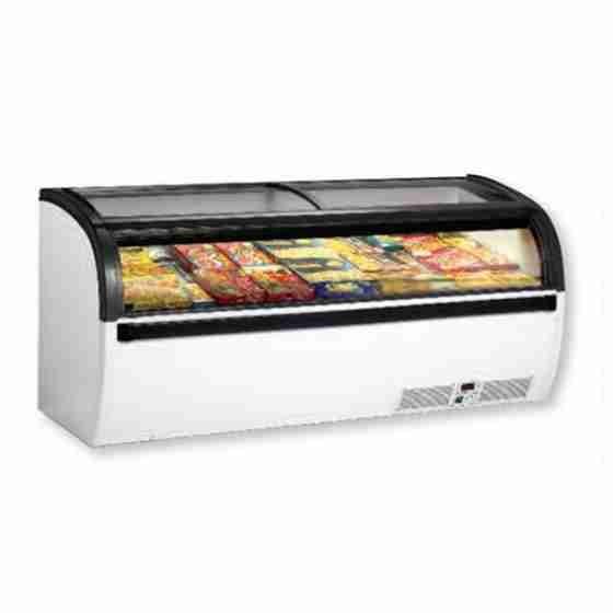 Congelatore da supermercato capacità 712 lt