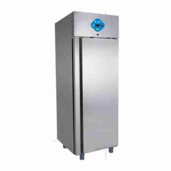 Armadio Congelatore in acciaio inox 700 lt Negativo