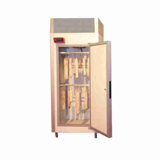 Armadio di asciugatura e stagionatura con riscaldamento a Pompa di Calore 81 cm