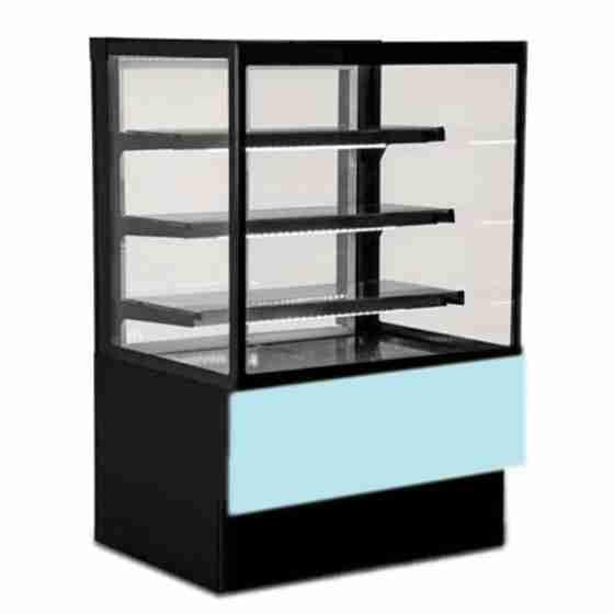 Banco Refrigerato 4 lati vetro 1500x785x1400h mm