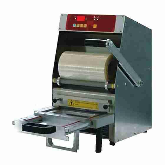 Termosigillatrice Manuale 315x450x555h mm