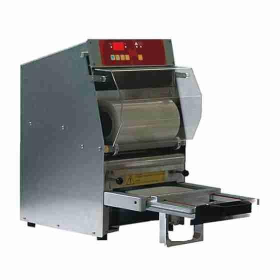 Termosigillatrice Semiautomatica 295x450x555h mm