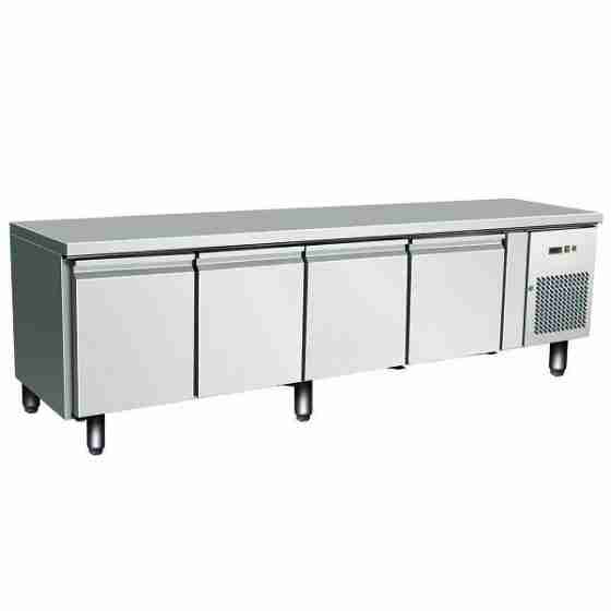 Tavolo Refrigerato dimensioni 2230x700x650 mm