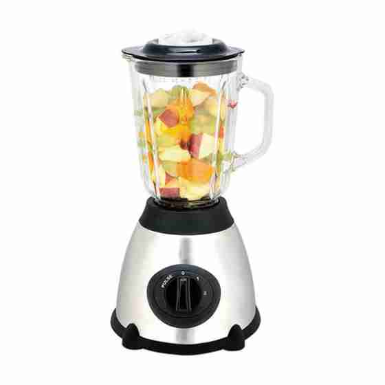 Mixer frullatore capacità 1,5 lt tritatutto e frullati di frutta