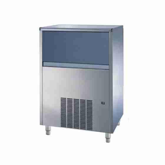 Produttore di Ghiaccio con Capacità fino a 120 kg Sistema ad evaporatore verticale