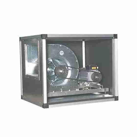 Ventilatore centrifugo cassonato a trasmissione due velocità 3300 m3/h