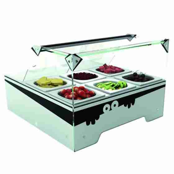 Vetrina Refrigerata Mini Box