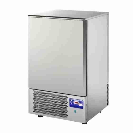 Abbattitore surgelatore di temperatura professionale 7 Teglie GN 1/1