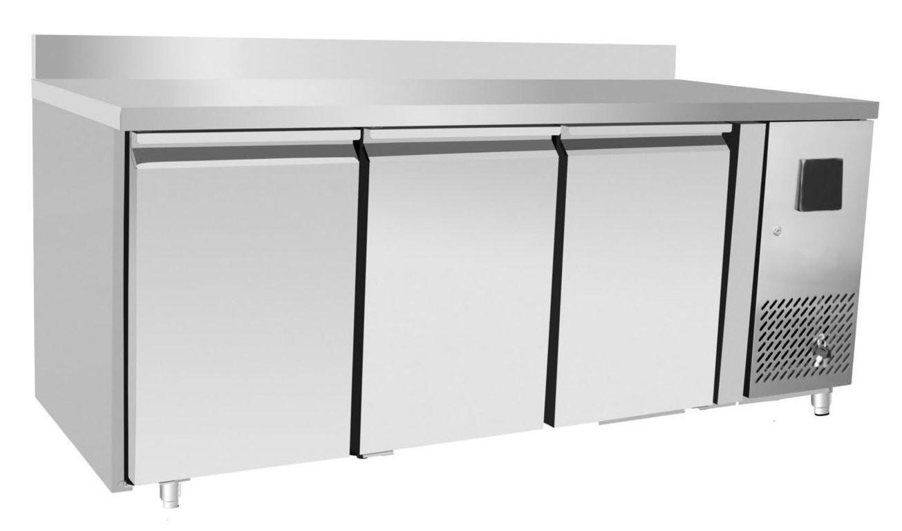 Tavolo frigo refrigerato a basso consumo energetico in ...