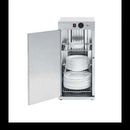 Scaldapiatti Elettrico in acciaio inox 0÷90°C 396x402x865h mm