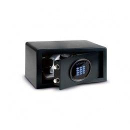 Cassaforte a mobile con serratura elettronica digitale motorizzata con illuminazione interna LED