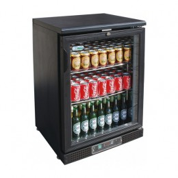 Espositore refrigerato sotto banco professionale positivo capacità 140 litri +2/+8°C