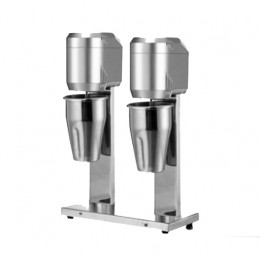 Macchina per Frappè a due bicchieri 330x160x490 mm