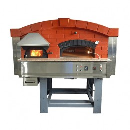 Forno a Gas - Legna 9 Pizze 1900x2050x1850h mm
