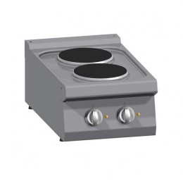 Cucina 2 Piastre Elettriche Top