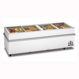 Congelatore da supermercato capacità 805 lt