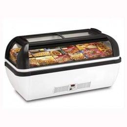 Congelatore da supermercato capacità 520 lt