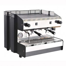 Macchina caffè 2 Gruppi Compatta Semiautomatica