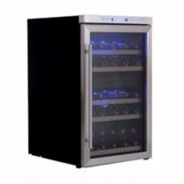 Cantina Vini capacità max 37 bottiglie - Doppia Temperatura