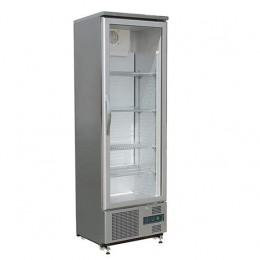 Vetrina Bibite Pasticceria 1 lato espositore refrigerazione ventilata su 4 ripiani