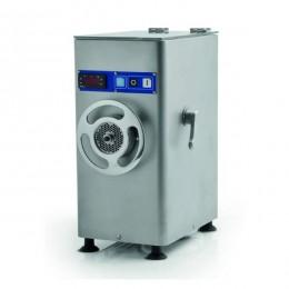 Tritacarne refrigerato con bocca ø 82 mm capacità 280 Kg/h