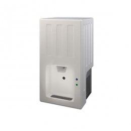 Produttore Dispenser di ghiaccio con Sistema a Spruzzo capacità fino a 25 Kg