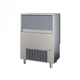Produttore Fabbricatore di Ghiaccio Capacità 150 Kg Cubetti Trafilati