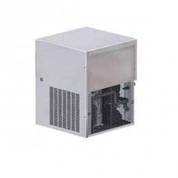 Produttore Fabbricatore di Ghiaccio Capacità 140 Kg Cubetti Trafilati da 7x16x8h mm