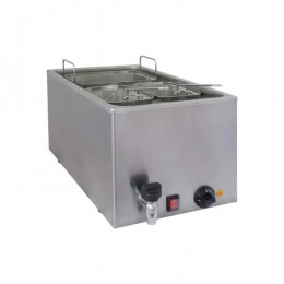 Cuocipasta Elettrico Professionale in acciaio inox