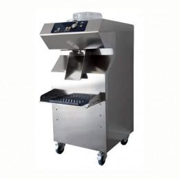 Mantecatore per Gelato con estrazione automatica condensazione mista capacità 7 lt