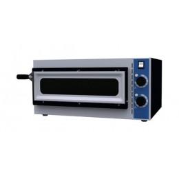 Forno pizza elettrico 1 camera comandi meccanici dimensioni 568 x 500 x 280 h mm