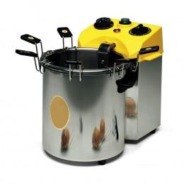 Cuoci uova elettrico 6 cestelli 1850W