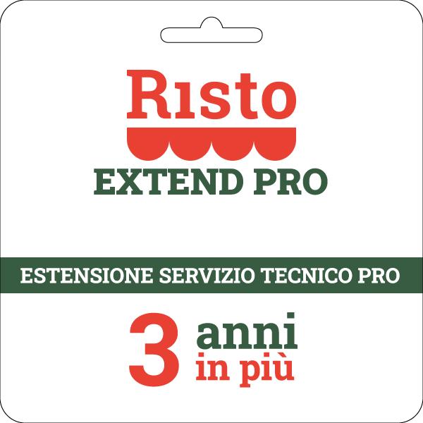 Estensione di garanzia Risto Extend Pro